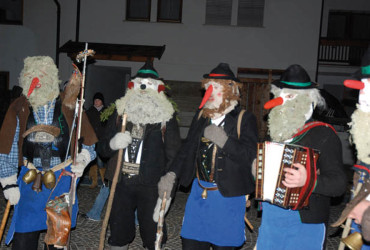 Sarntal Traditions Abend Tour